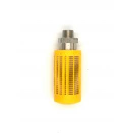 Silencieux en nylon pour sablage et aérogommage accessoire machine sablage