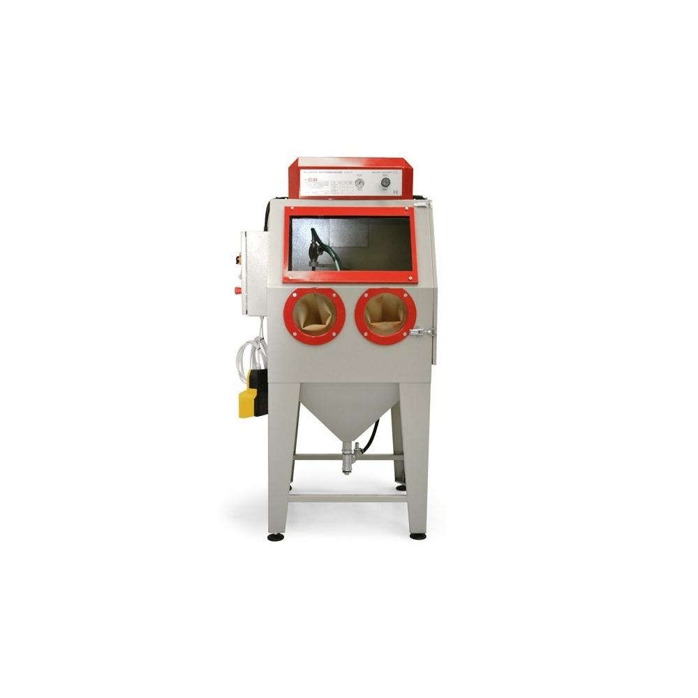 cabine de sablage pour travaux sablage et aérogommage CB Pal-1