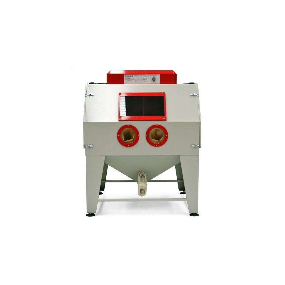 cabine de sablage pour travaux sablage et aérogommage ABM-MachinesCB Pal-4
